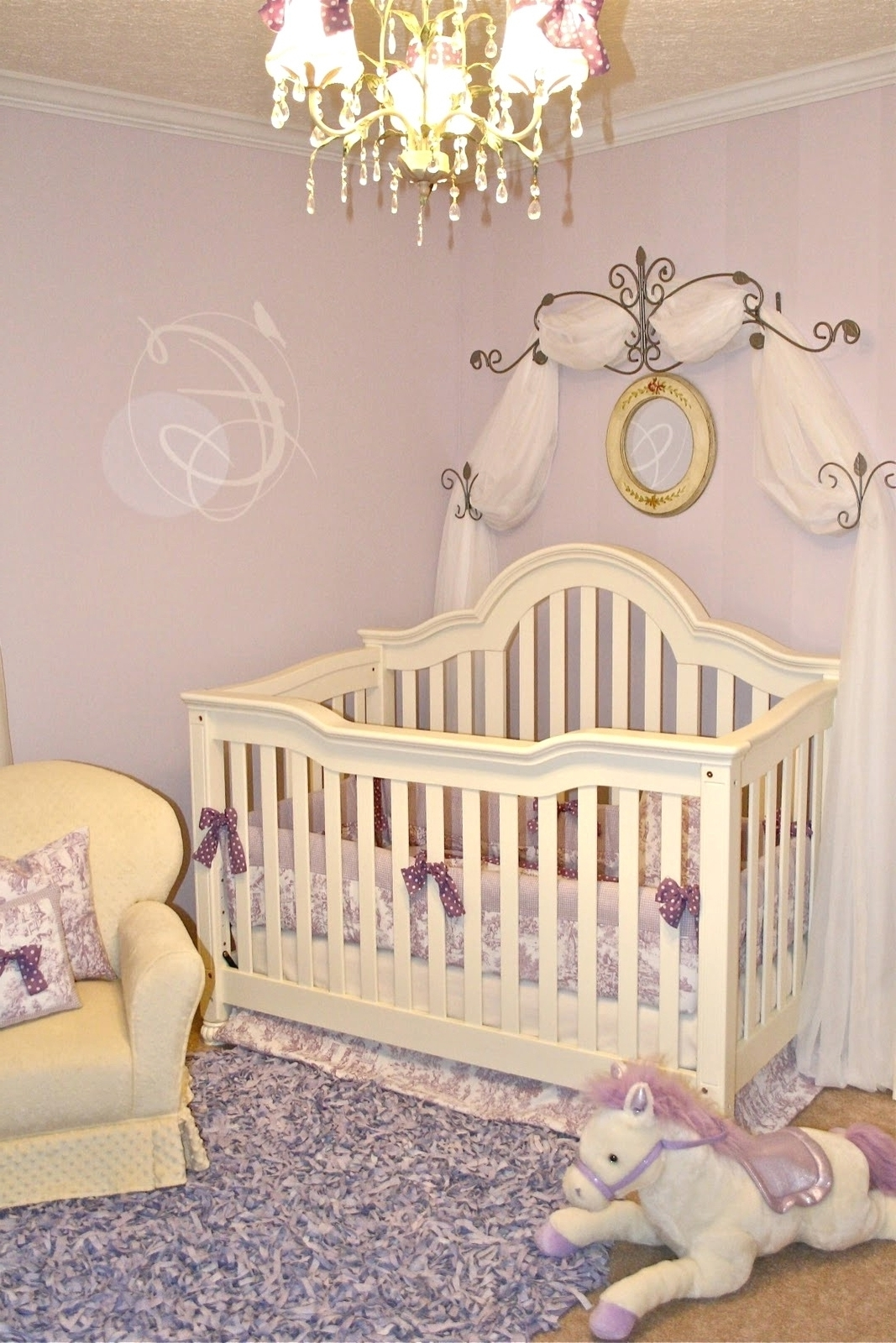 Chandeliers For Girl Nursery Within Famous Chandeliers ~ Chandelier For Boy Room Mini Chandelier For Baby (View 6 of 20)