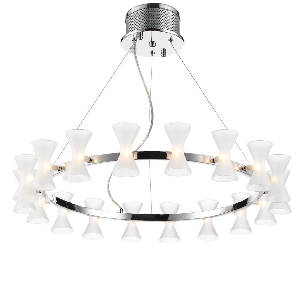 Chandeliers : Iberlampgolden Lighting Concord Modern Pinterest Inside Favorite Clip On Chandeliers (View 8 of 20)