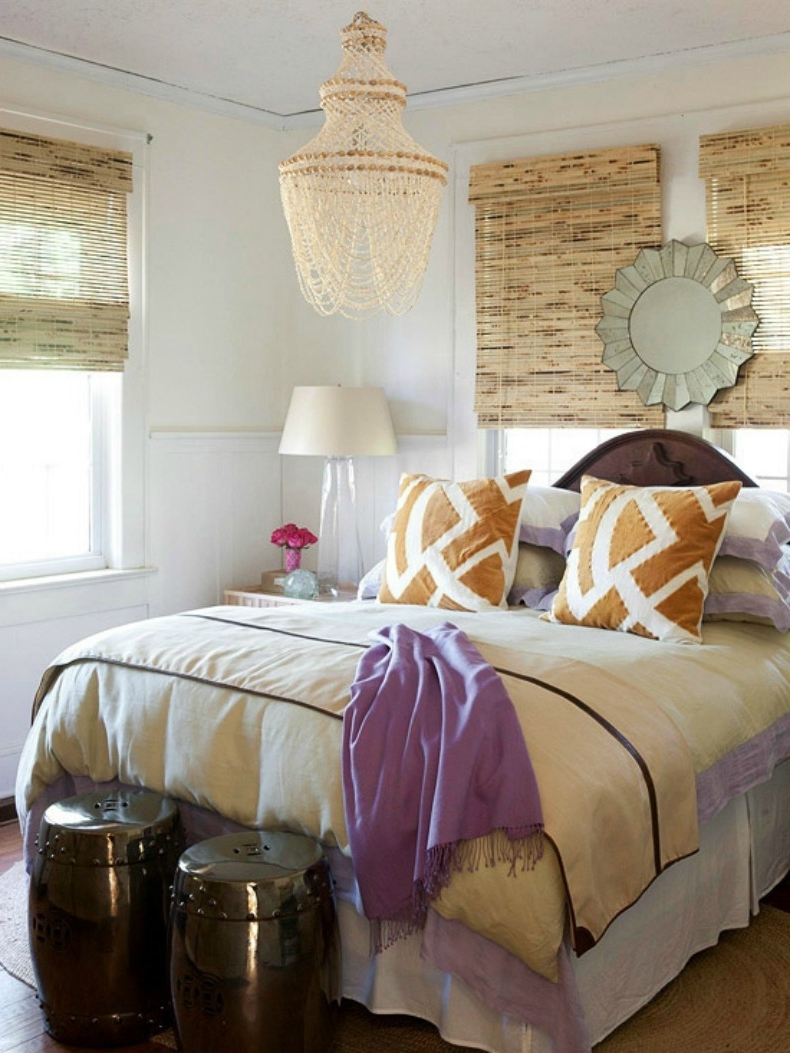 Chandeliers In The Bedroom With Regard To Most Popular 10 Ways: To Use Coastal Chandeliers In Places Other Than The Dining Room (View 11 of 20)