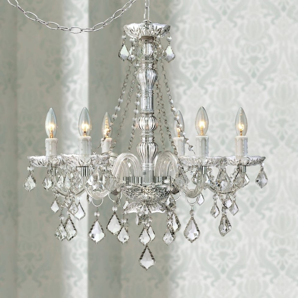 Chandeliers : Purple Chandelier Lamp Shade Shades Plug In Hanging Within Most Popular Chandelier Lamp Shades (View 13 of 20)