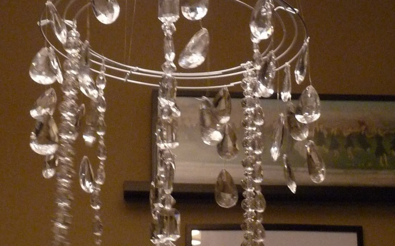 Cheap Faux Crystal Chandeliers For 2018 Faux Crystal Chandeliers Fauxal Chandelier Creative Lady Of The (View 4 of 20)