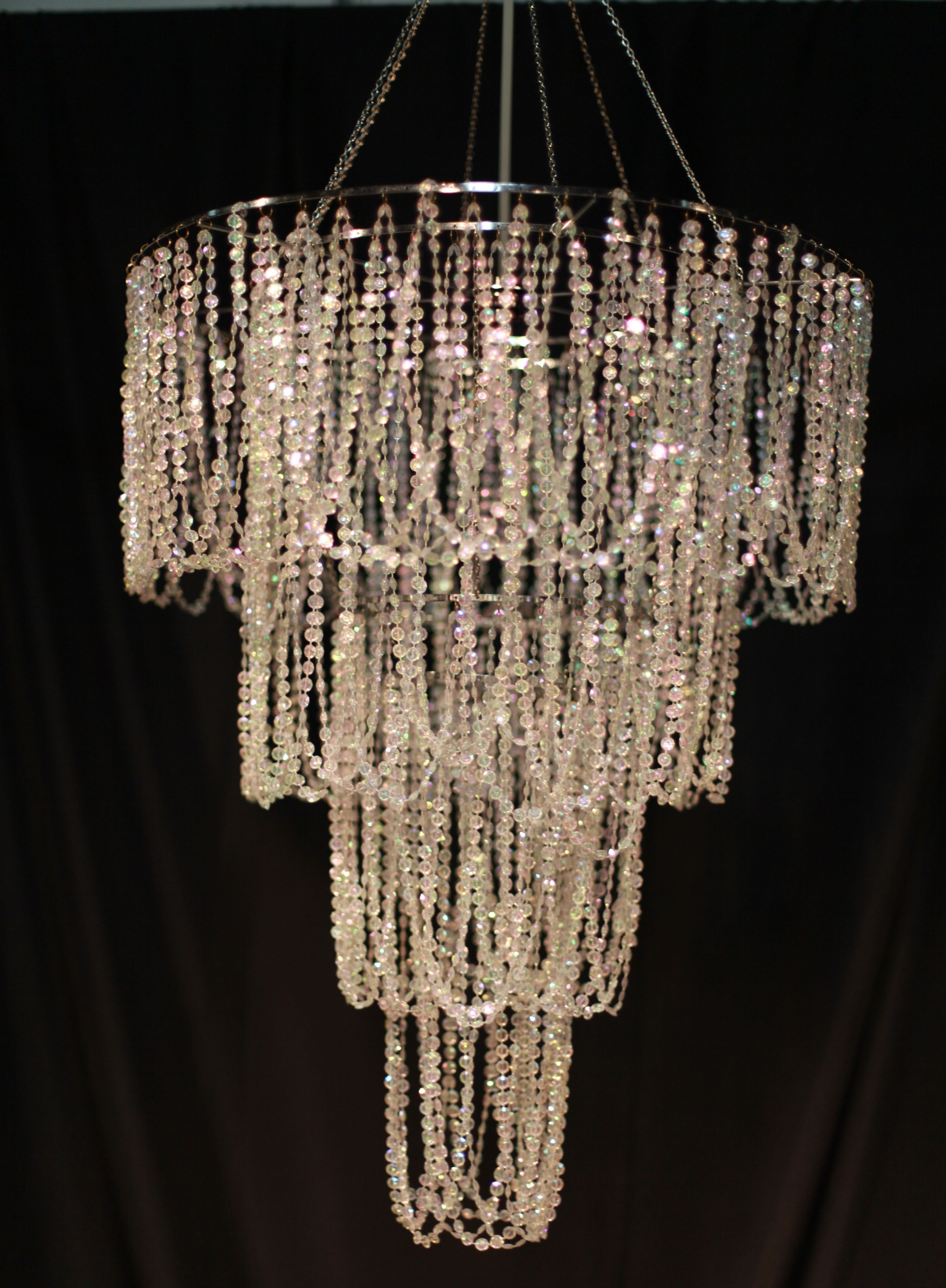 Cheap Faux Crystal Chandeliers Throughout Trendy Fake Crystal Chandeliers #2 Remarkable Fearsome Fake Crystal (View 7 of 20)
