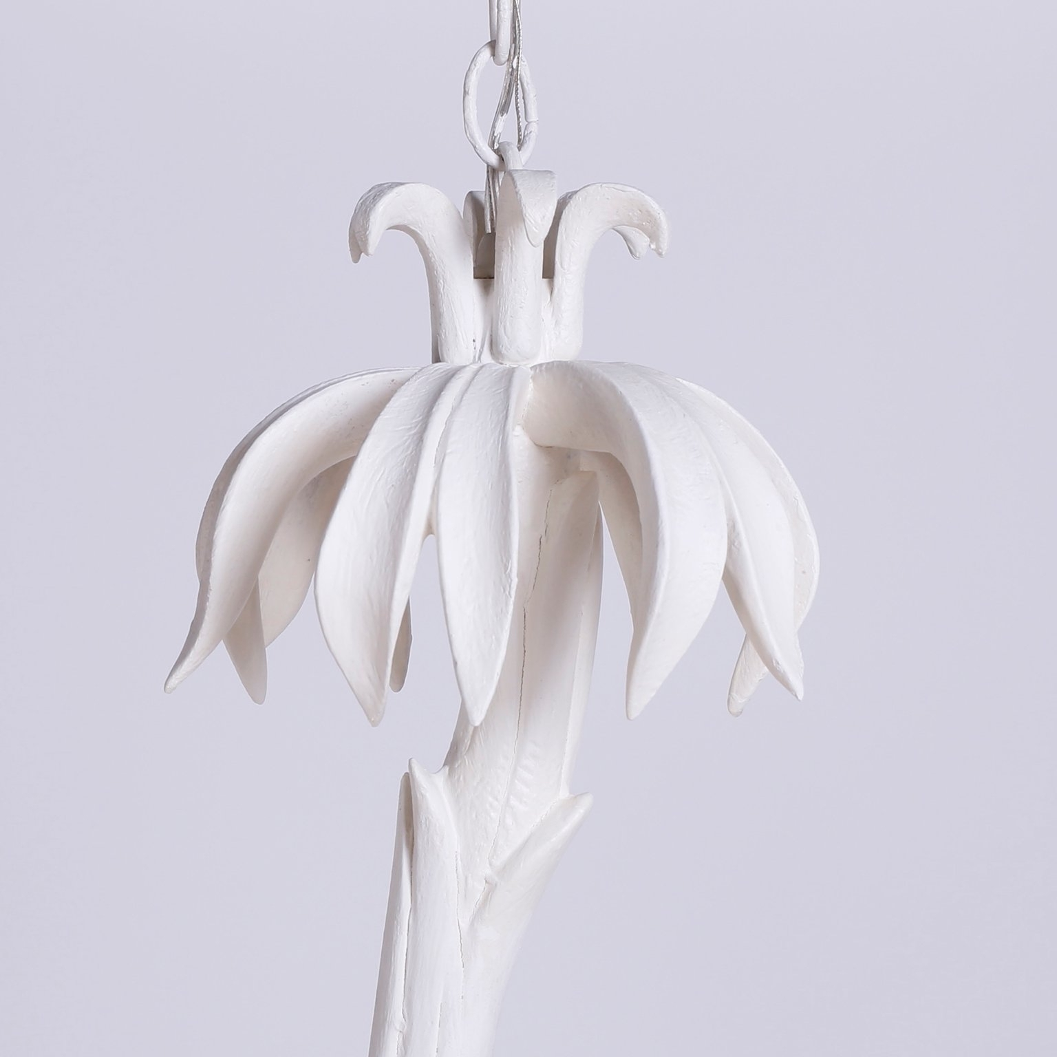 Chinoiserie Chandeliers Inside Fashionable White Palm Tree Chandelier At 1stdibs (View 18 of 20)