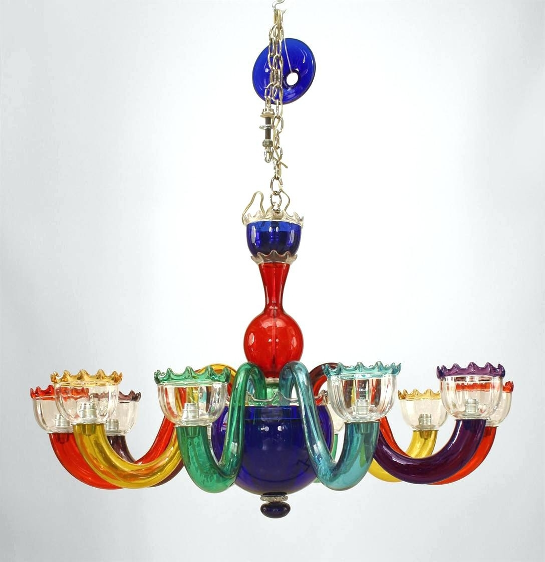 Coloured Glass Chandelier For Most Recent Foodjoy Page 102: French Chandelier Antique (View 6 of 20)
