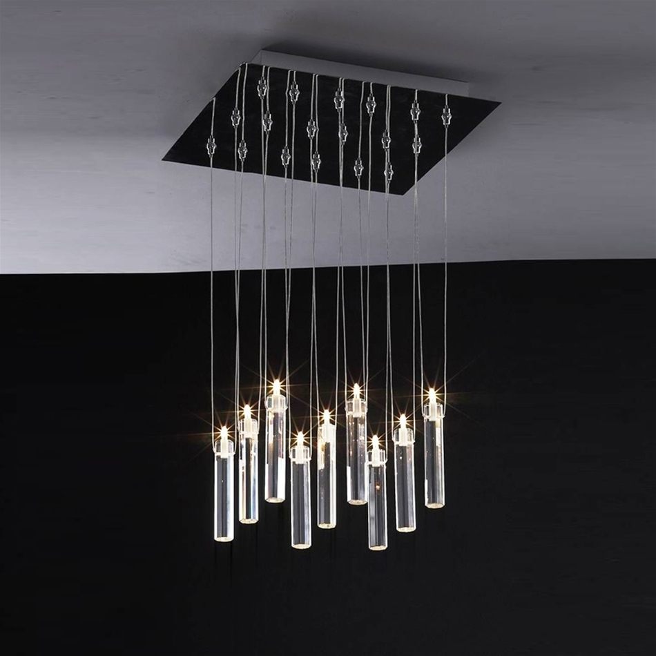 Contemporary Chandelier Light Fixtures : Antique Contemporary With 2018 Modern Light Chandelier (View 8 of 20)