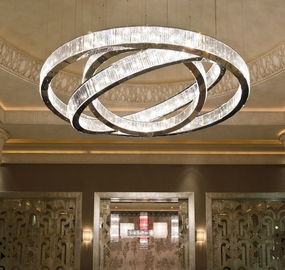Contemporary Chandeliers Within Most Recent 20 Chandeliers That Are Top Of The Line (View 15 of 20)