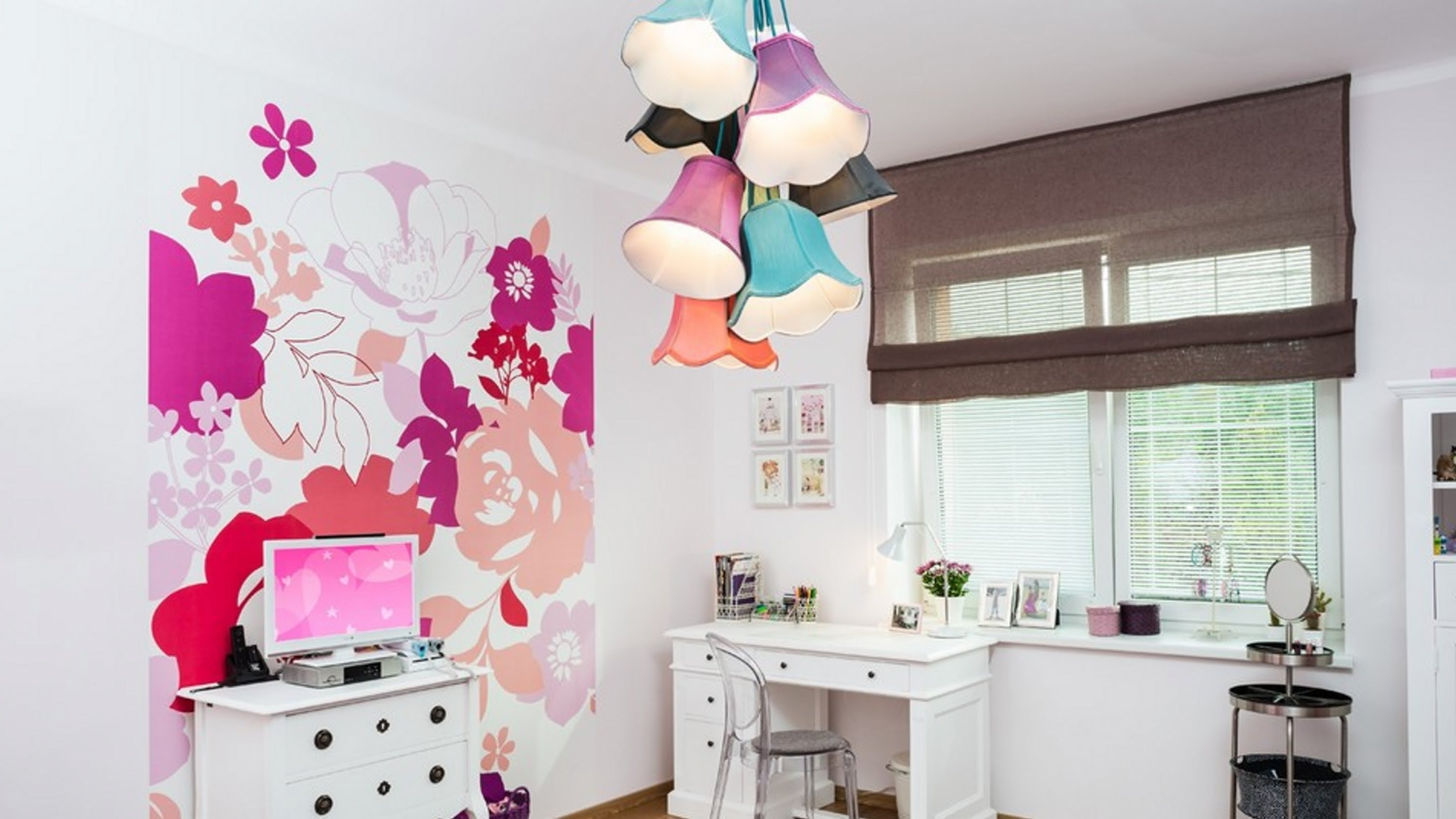 Contemporary Kids' Bedrooms – Youtube In Preferred Chandeliers For Kids (View 8 of 20)