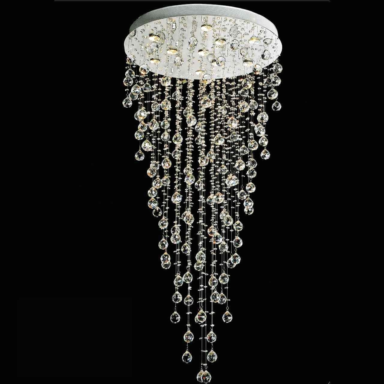 Contemporary Large Chandeliers With Regard To Latest Chandeliers Design : Marvelous Wall Sconce With Pull Chain Switch (View 20 of 20)