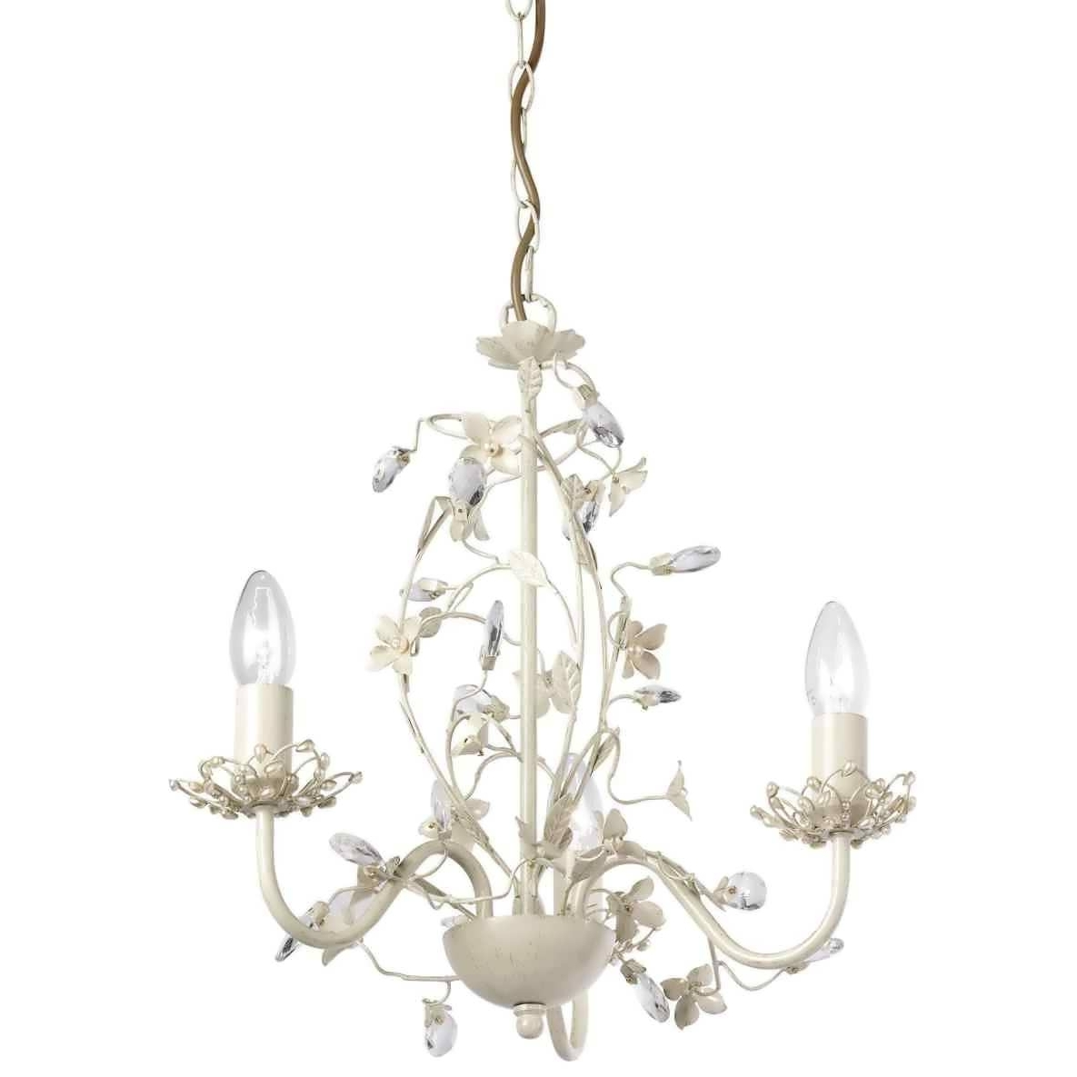 Country Chic Chandelier With Regard To Trendy Chandelier : What Is Shabby Chic Chandelier Sconces Vintage French (View 11 of 20)