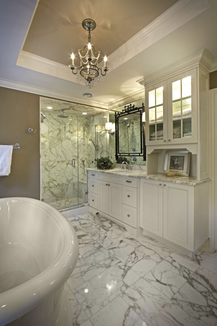 Creative Bathroom Decoration (View 8 of 20)