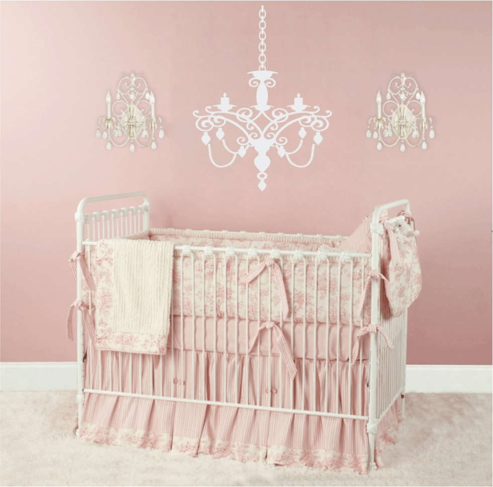 Crystal Chandeliers For Baby Girl Room With Regard To Most Popular Chandelier ~ Chandelier : Cheap Chandeliers For Nursery Children's (View 4 of 20)