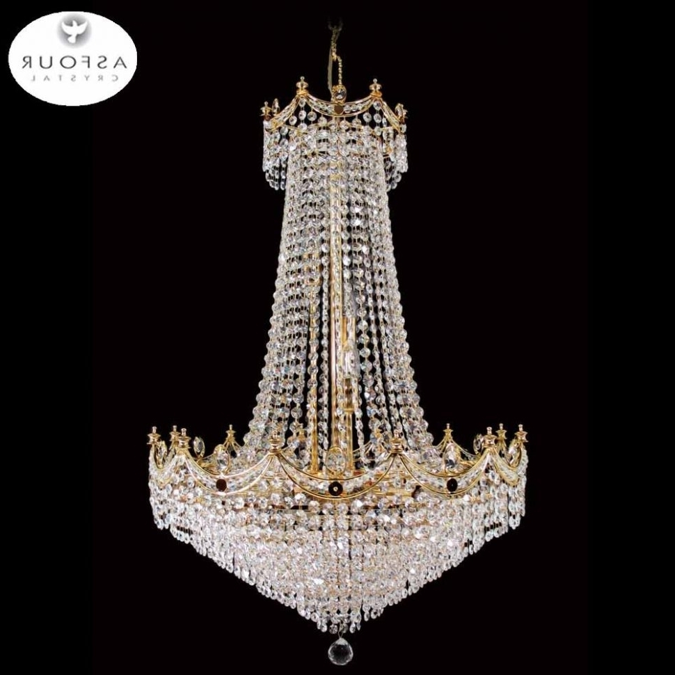 Current Chandeliers : Egyptian Crystal Chandeliers Chandelier Lift Top Intended For Egyptian Crystal Chandelier (View 14 of 20)