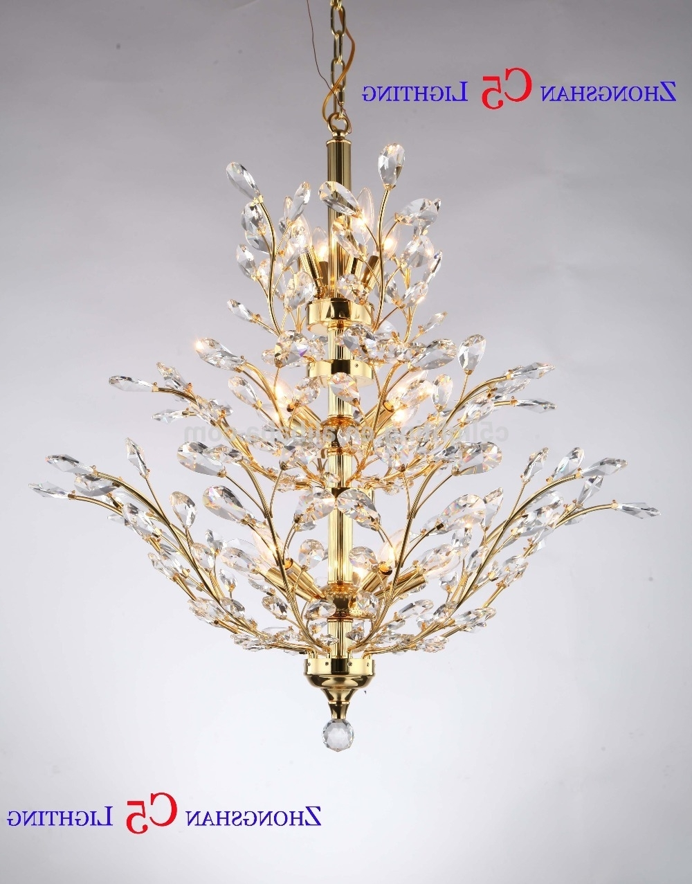 Current Crystal Chandeliers Made In China, Crystal Chandeliers Made In China Inside Chinese Chandeliers (View 7 of 20)