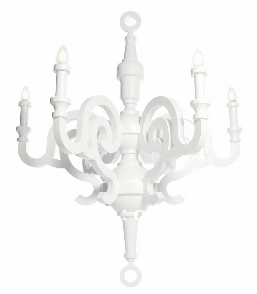 Current Fresh Modern White Chandelier 95 For Interior Designing Home Ideas Within Modern White Chandelier (View 6 of 20)