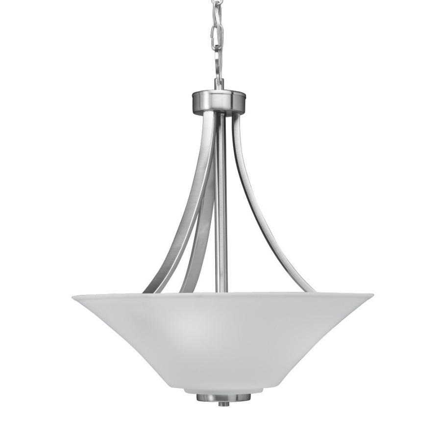 Current Warehouse Pendant Lighting Glass Bowl Chandelier Replacement Vintage Throughout Inverted Pendant Chandeliers (View 11 of 20)