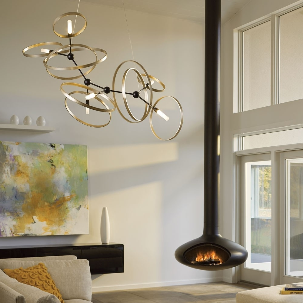 Design Necessities Lighting Within Oversized Chandeliers (View 14 of 20)