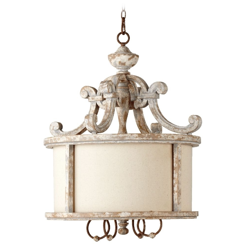 Destination Lighting For French Style Chandeliers (View 6 of 20)