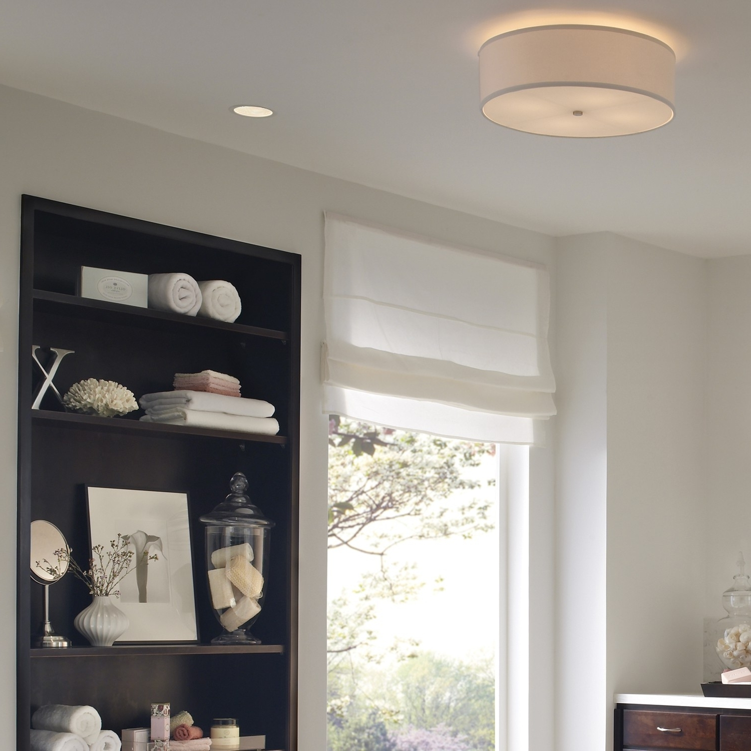 Dramatic Lighting For Low Ceilings (View 7 of 20)