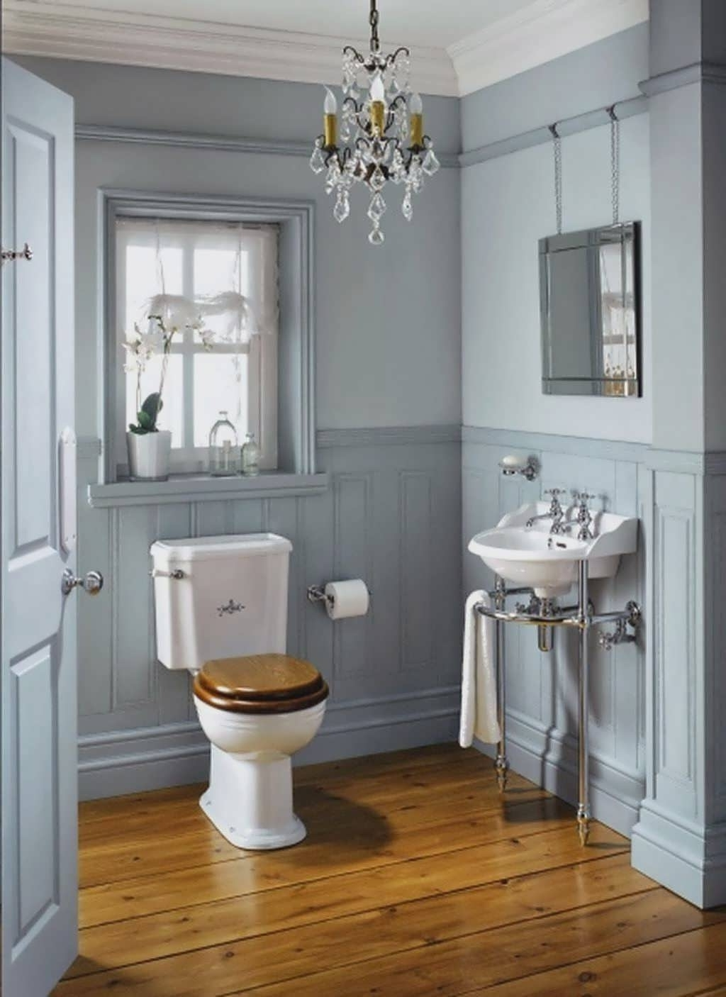 Easy Mini Bathroom Chandelier Remarkable – Home Ideas Inside Well Known Bathroom Chandelier Lighting (View 11 of 20)