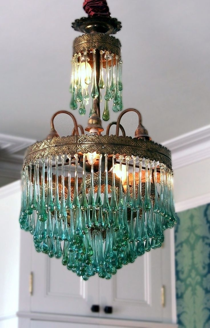 Egyptian Chandelier Throughout Recent Chandeliers Design : Wonderful Let There Light Beautiful Egyptian (View 10 of 20)