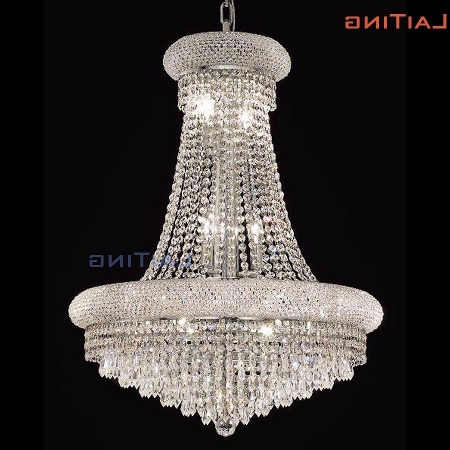 Egyptian Crystal Chandelier For 2018 Lighting Chandelier Modern Egyptian Crystal Chandelier 71022 – Buy (Gallery 3 of 20)