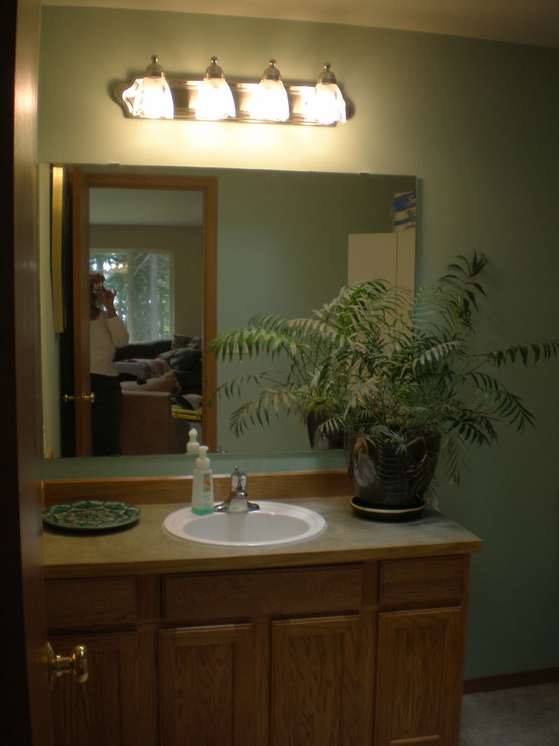 Elegant Bathroom Lighting Fixtures Ideas Design Led U Vanity Amazing Pertaining To Preferred Chandelier Bathroom Vanity Lighting (View 12 of 20)