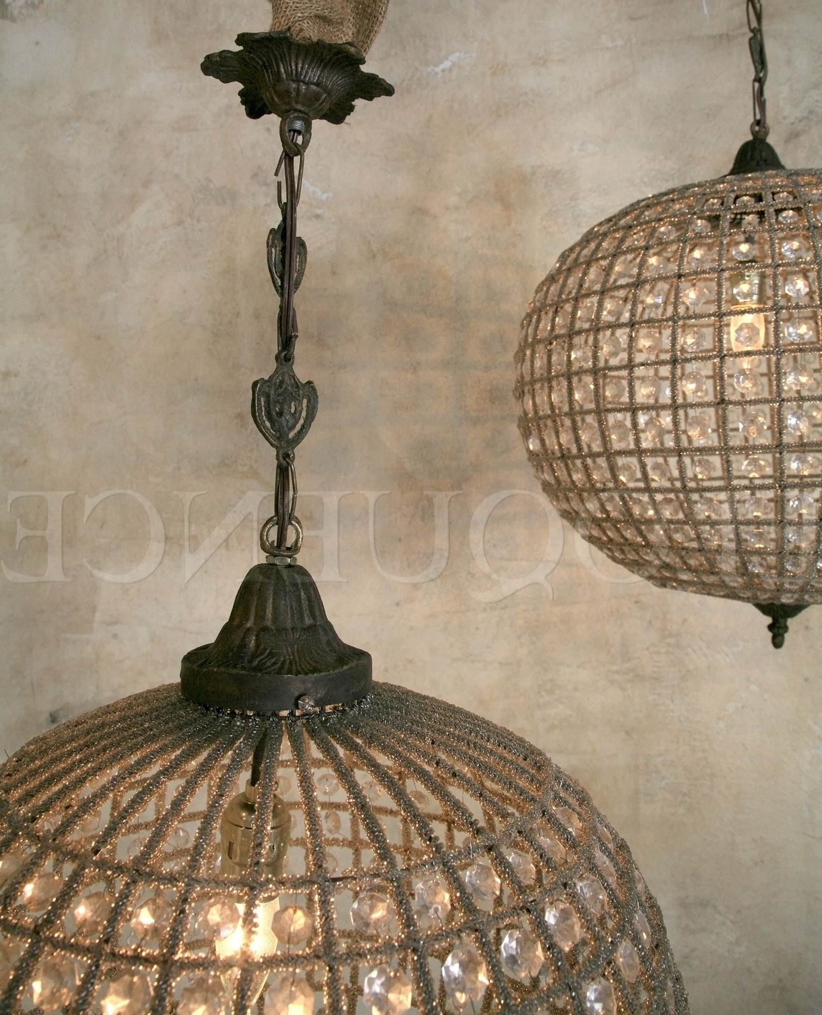 Eloquence, Inc. Regarding Most Up To Date Eloquence Globe Chandelier (Gallery 7 of 20)