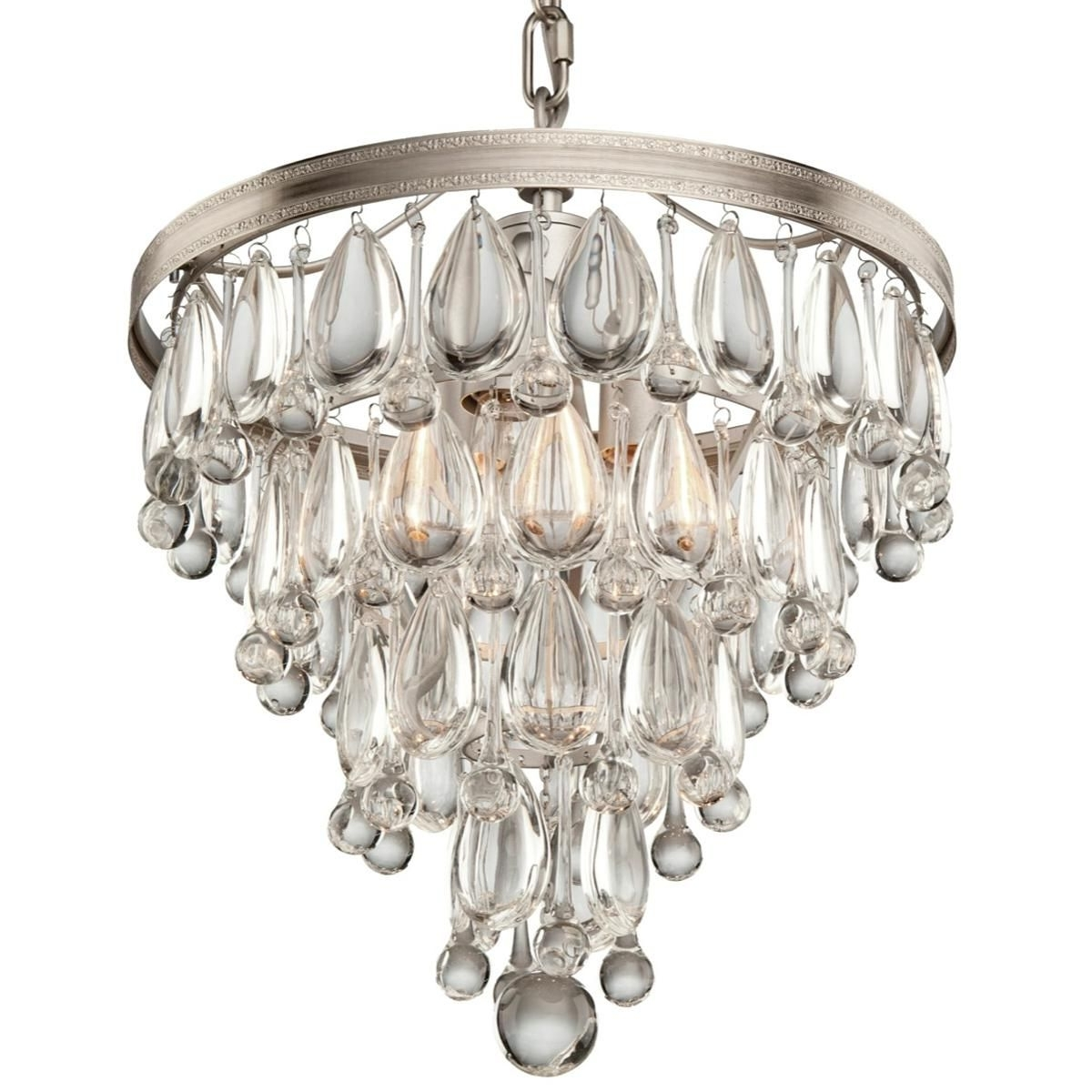 Emmy With Regard To Glass Droplet Chandelier (Gallery 5 of 20)