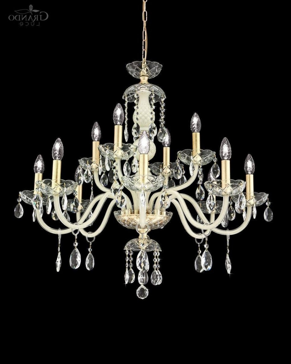 Expensive Crystal Chandeliers Pertaining To Popular Chandelier : Dining Room Chandeliers Expensive Crystal Chandeliers (View 18 of 20)