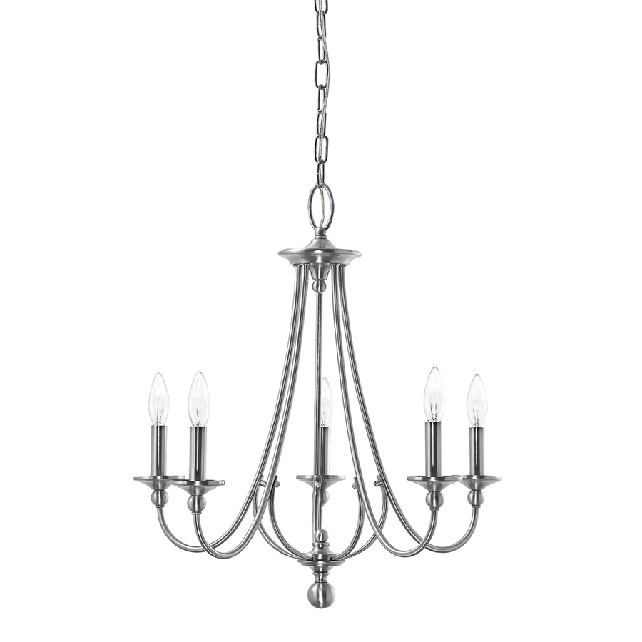 Famous Candle Light Chandelier For Shop Kichler Camella (View 7 of 20)