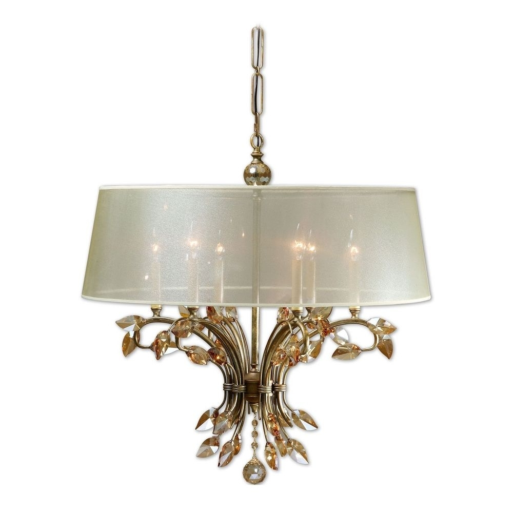 Famous Cream Gold Chandelier – Musethecollective Within Cream Gold Chandelier (View 2 of 20)