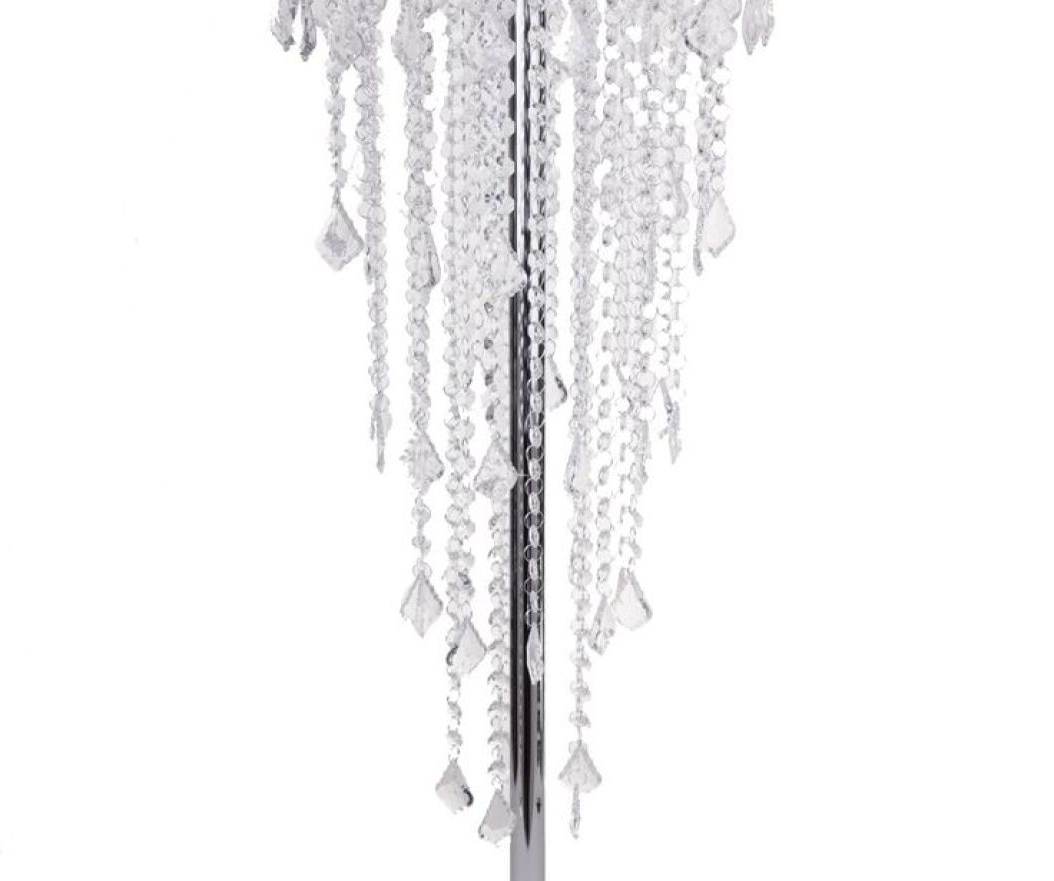 Famous Faux Crystal Chandelier Wedding Bead Strands With Regard To Chandelier : Stunning Chandelier Wedding Wedding Ideas 23 Stunning (View 19 of 20)