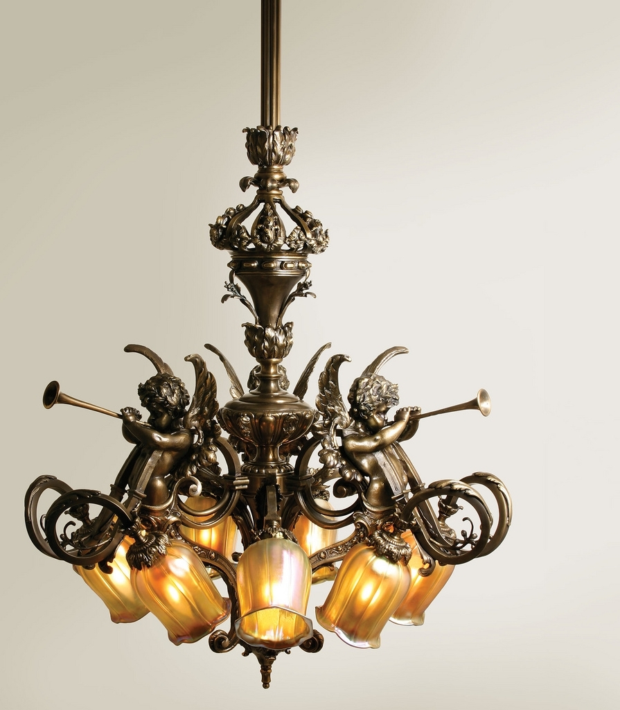 Famous French Baroque Chandelier (View 6 of 20)
