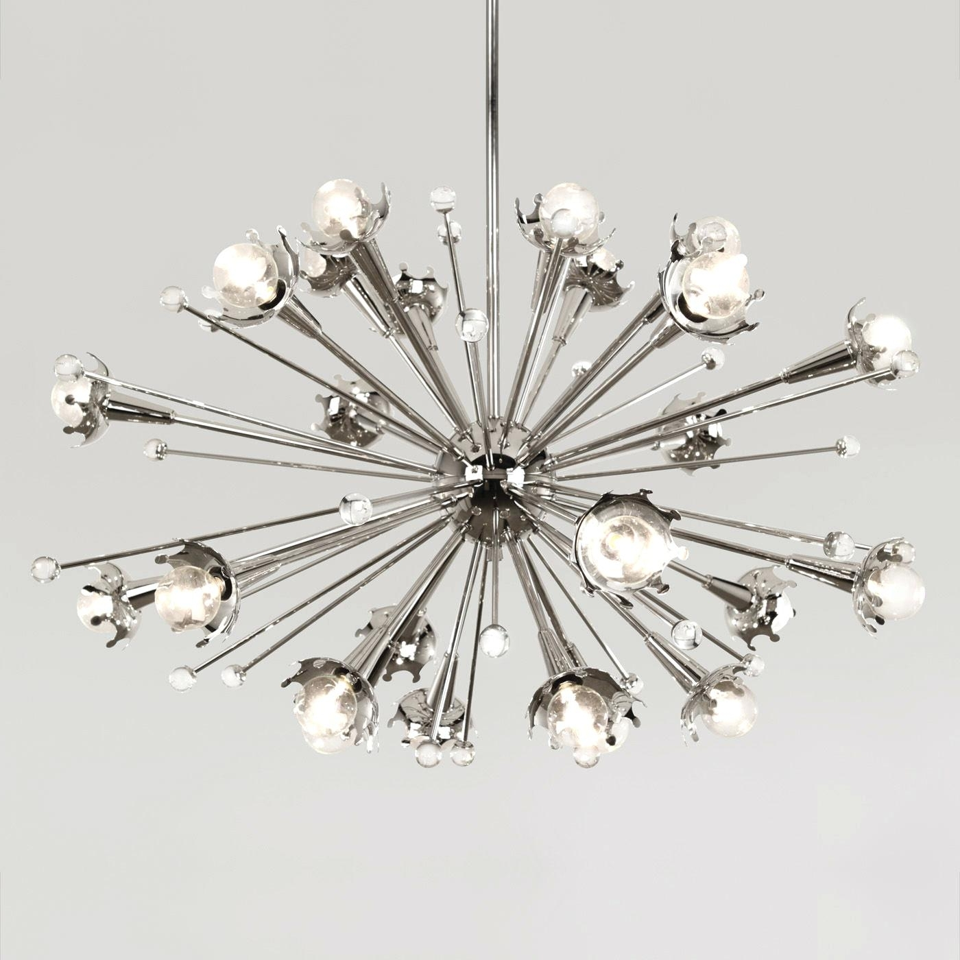 Famous Gold Sputnik Chandelier – Livepost (View 6 of 20)