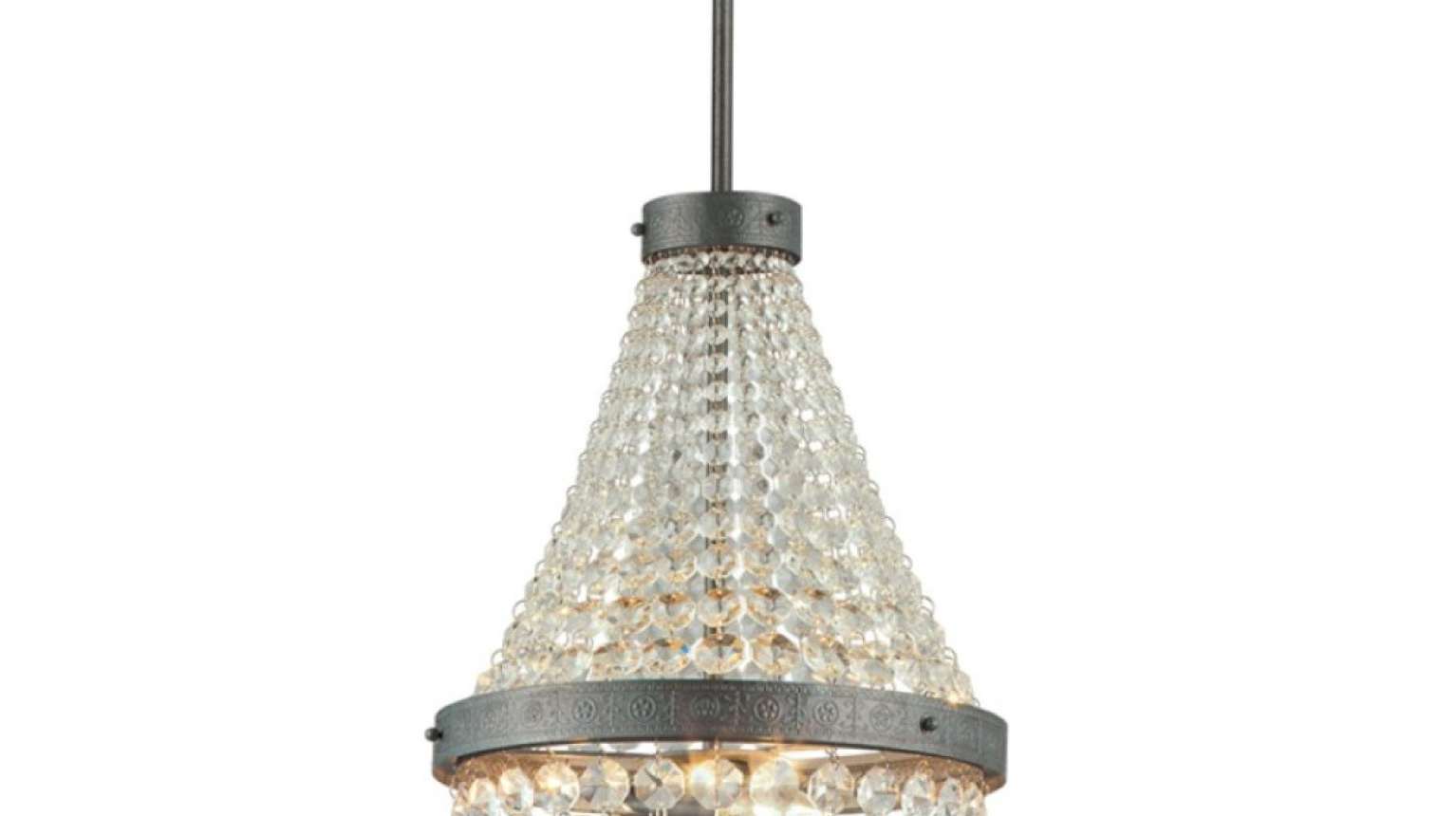 Famous Grey Crystal Chandelier With Regard To Chandelier : Amusing Lowes Chandeliers Crystal Amazing Lowes (View 5 of 20)