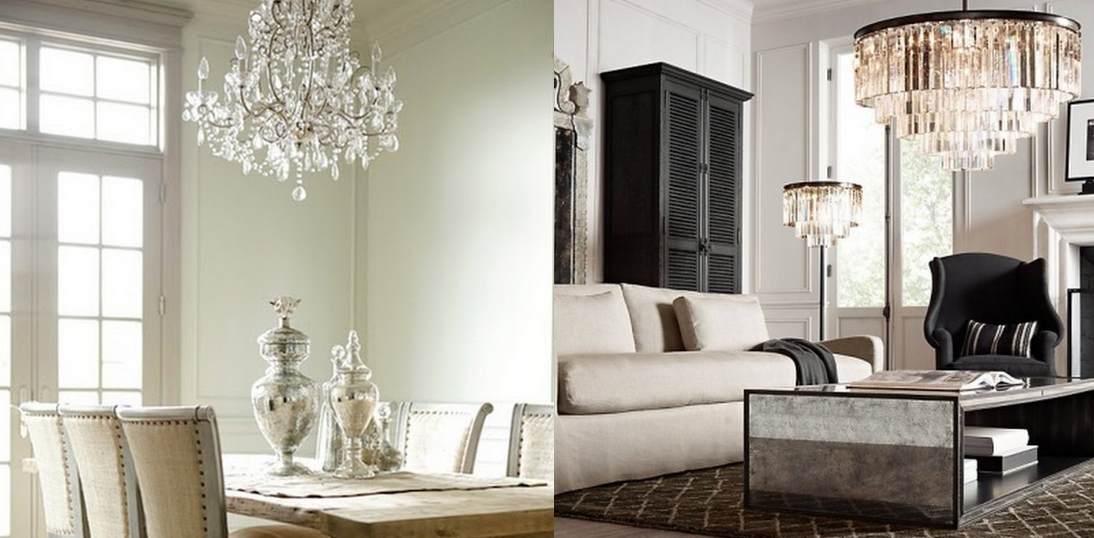 Famous Living Room Chandeliers Within Modern Crystal Chandeliers For Dining Room Lamp World Contemporary (View 5 of 20)
