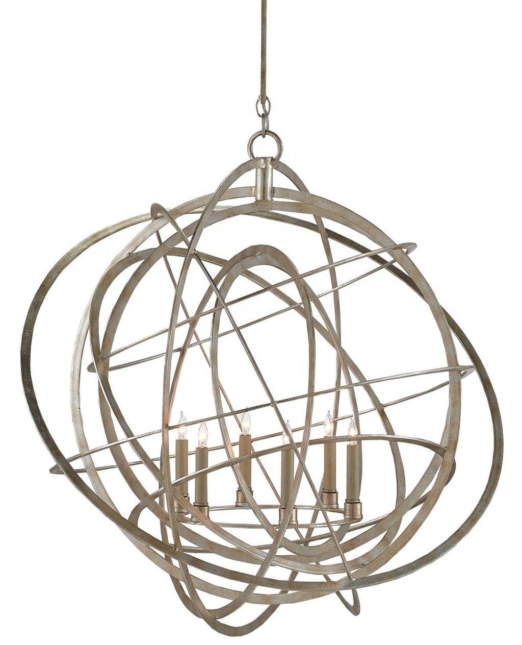 Famous Metal Sphere Chandelier Intended For Decorating: Glass Orb Chandelier Fresh Chandelier Metal Sphere (View 14 of 20)