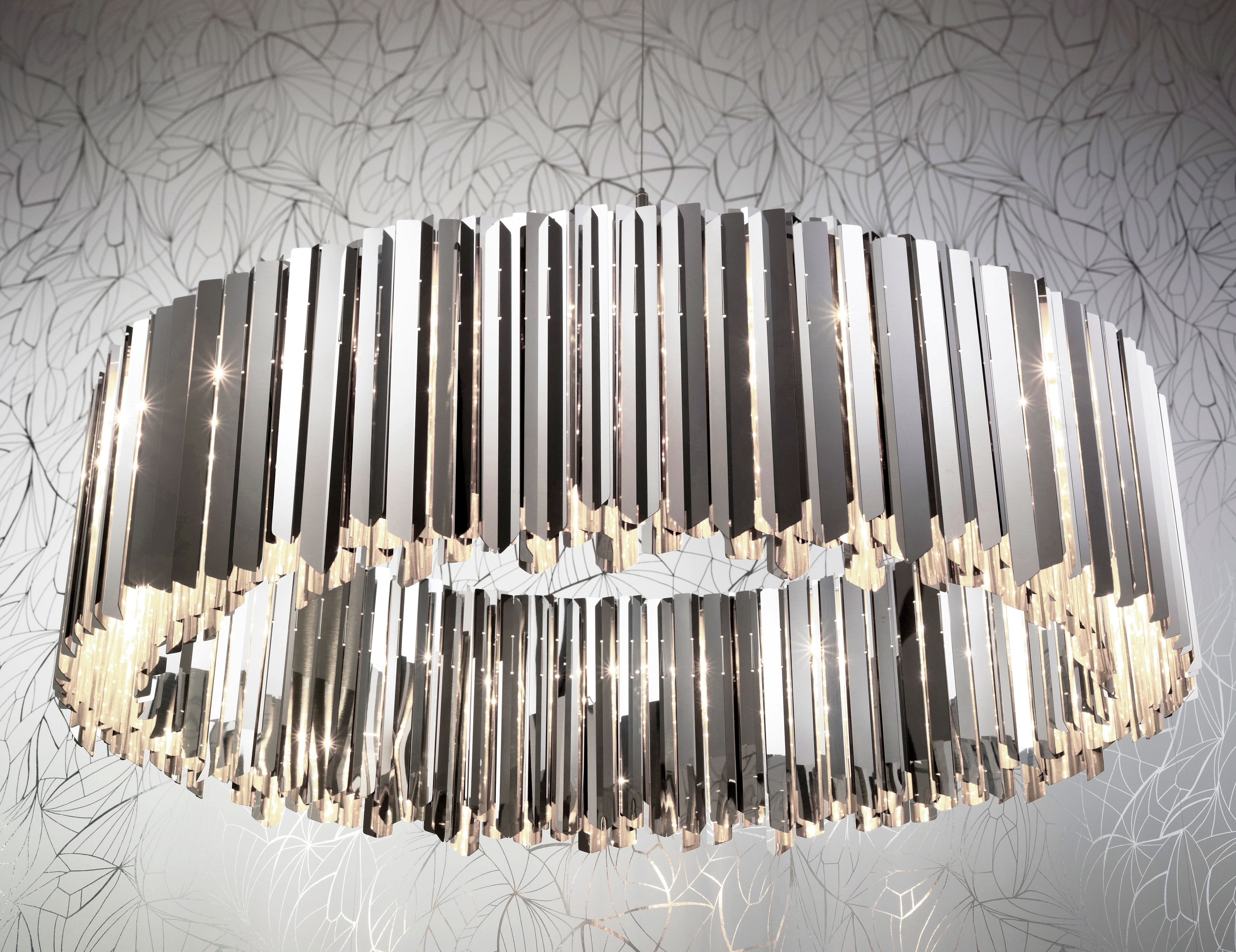 Famous Nella Vetrina Innermost Facet Chandelier Luxury Modern Italian With Regard To Modern Italian Chandeliers (View 3 of 20)