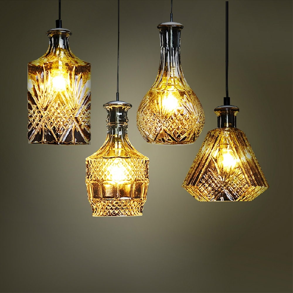 Famous Replica Lamp, Replica Lamp Suppliers And Manufacturers At Alibaba Within Simple Glass Chandelier (View 3 of 20)