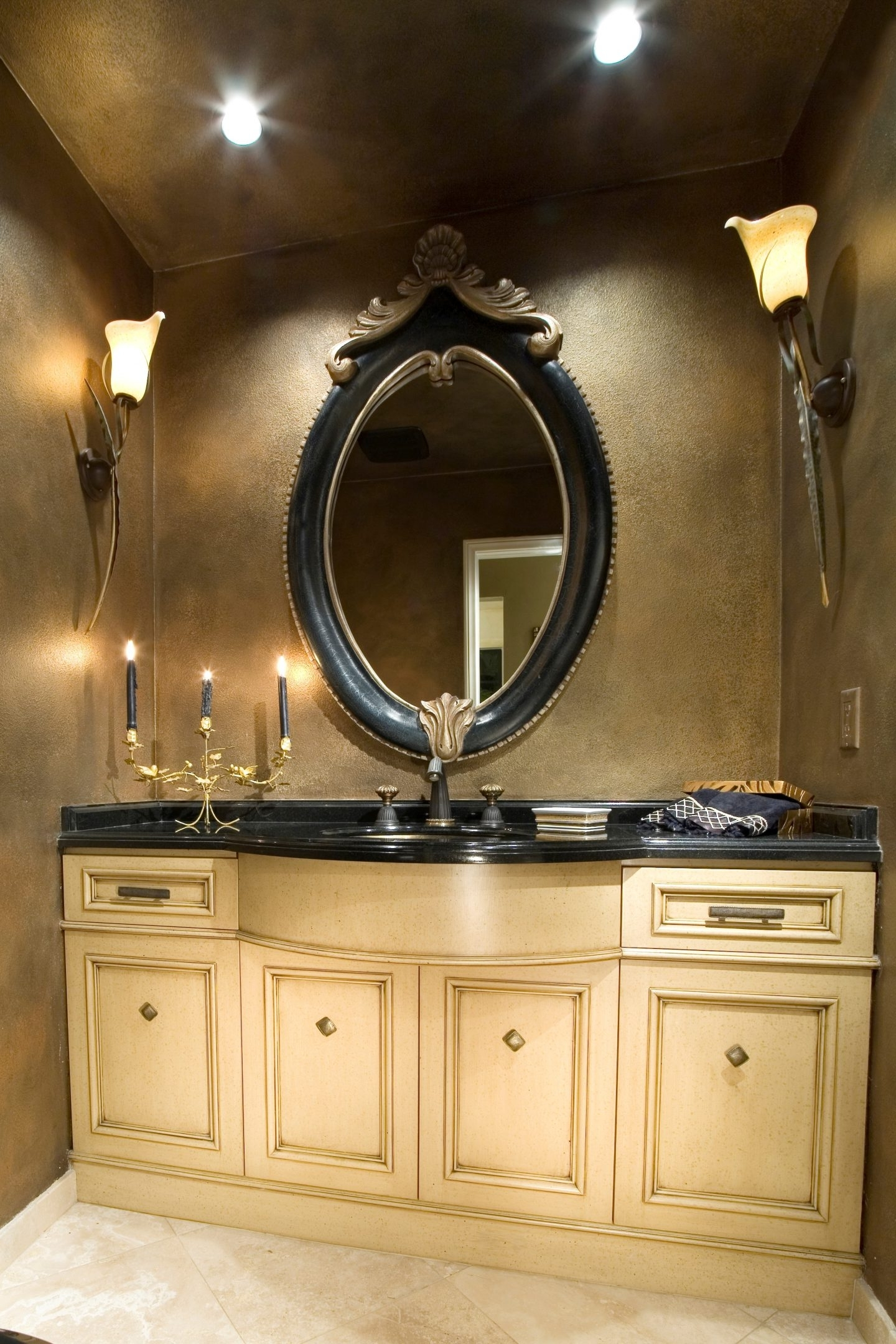 Fashionable Chandelier Bathroom Vanity Lighting Adorable Sconces With White For Chandelier Bathroom Vanity Lighting (View 7 of 20)