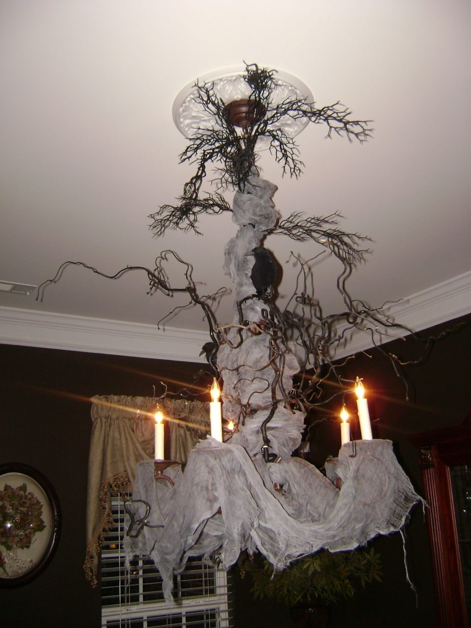 Fashionable Chandeliers Design : Marvelous Img Branches Chandelier Diy Branch Inside Lucinda Branch Chandelier (View 3 of 20)