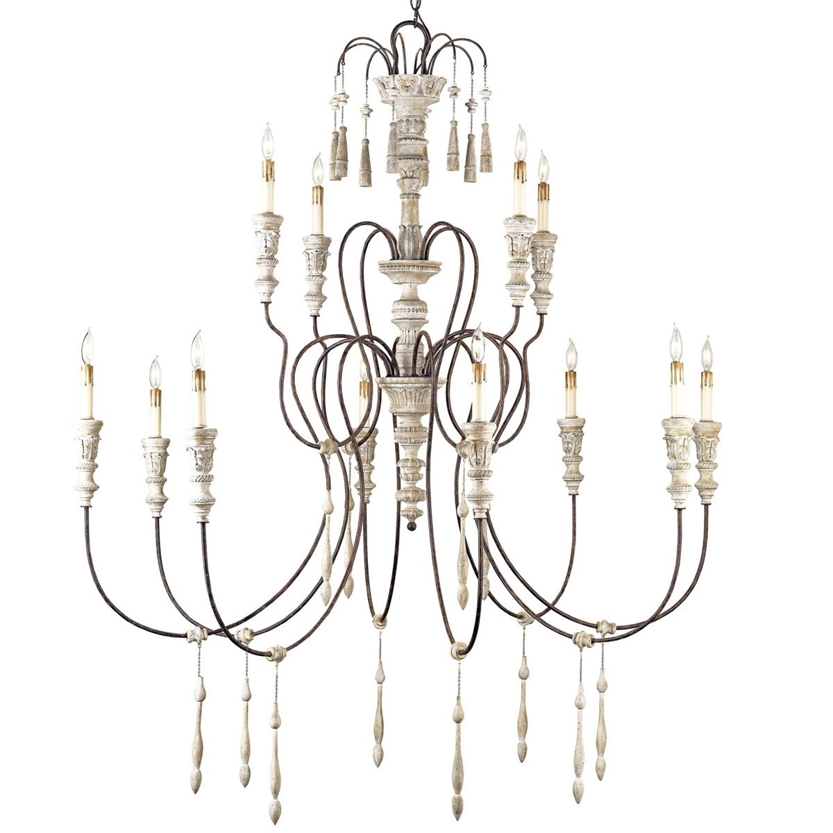 Fashionable Country Chic Chandelier Within Shabby Chic Chandeliers – Chandelier Designs (View 15 of 20)