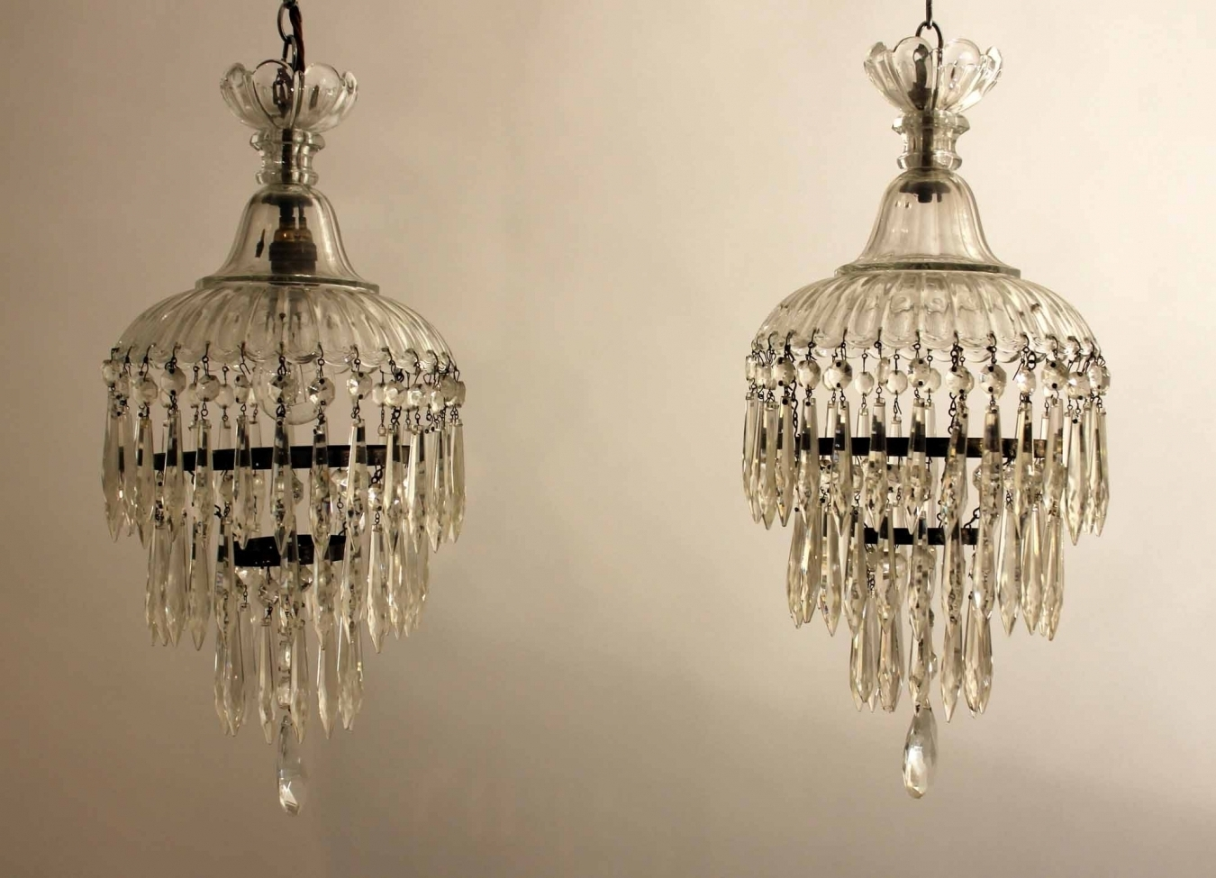 Fashionable Edwardian Chandeliers With Pair Of Edwardian Chandeliers (View 10 of 20)