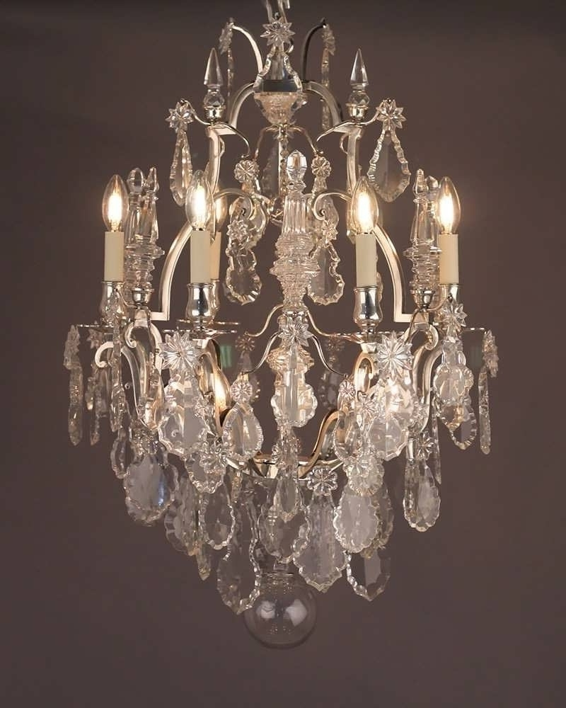 Fashionable French Chandeliers Inside Light : French Chandelier Lighting Tiffany Chandeliers Uk Floor Lamp (View 7 of 20)