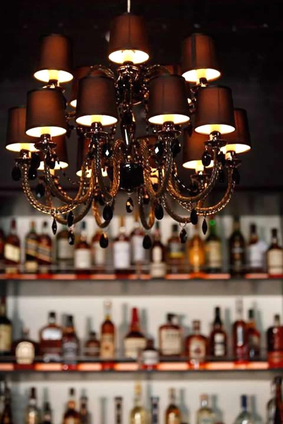 Fashionable Light : Gary Rhodes Restaurant Lr Chandelier Bespoke Double Tier Within Restaurant Chandeliers (View 14 of 20)