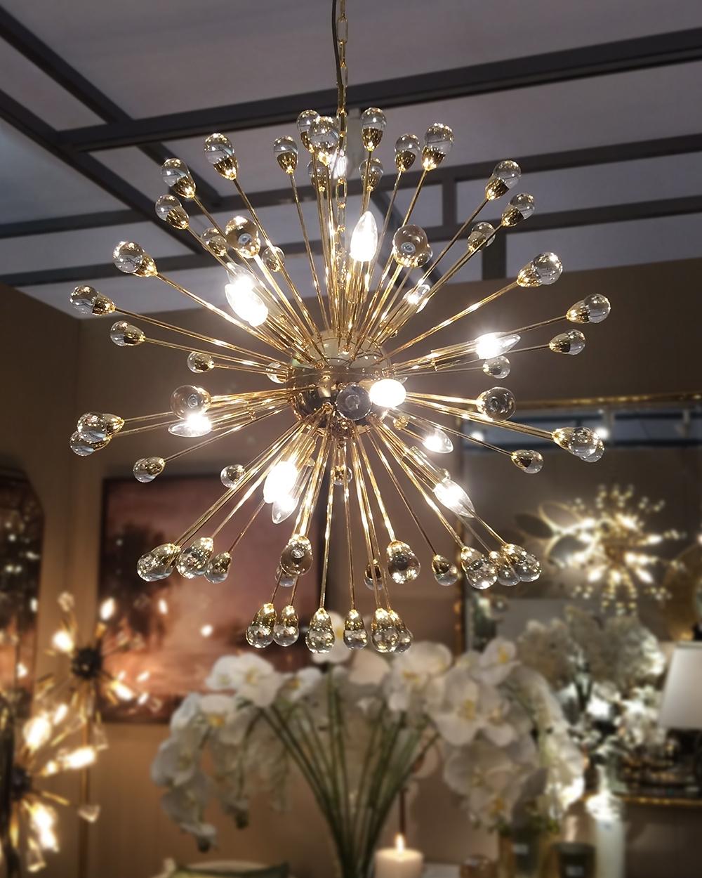 Favorite Globe Chandelier Lights (View 4 of 20)