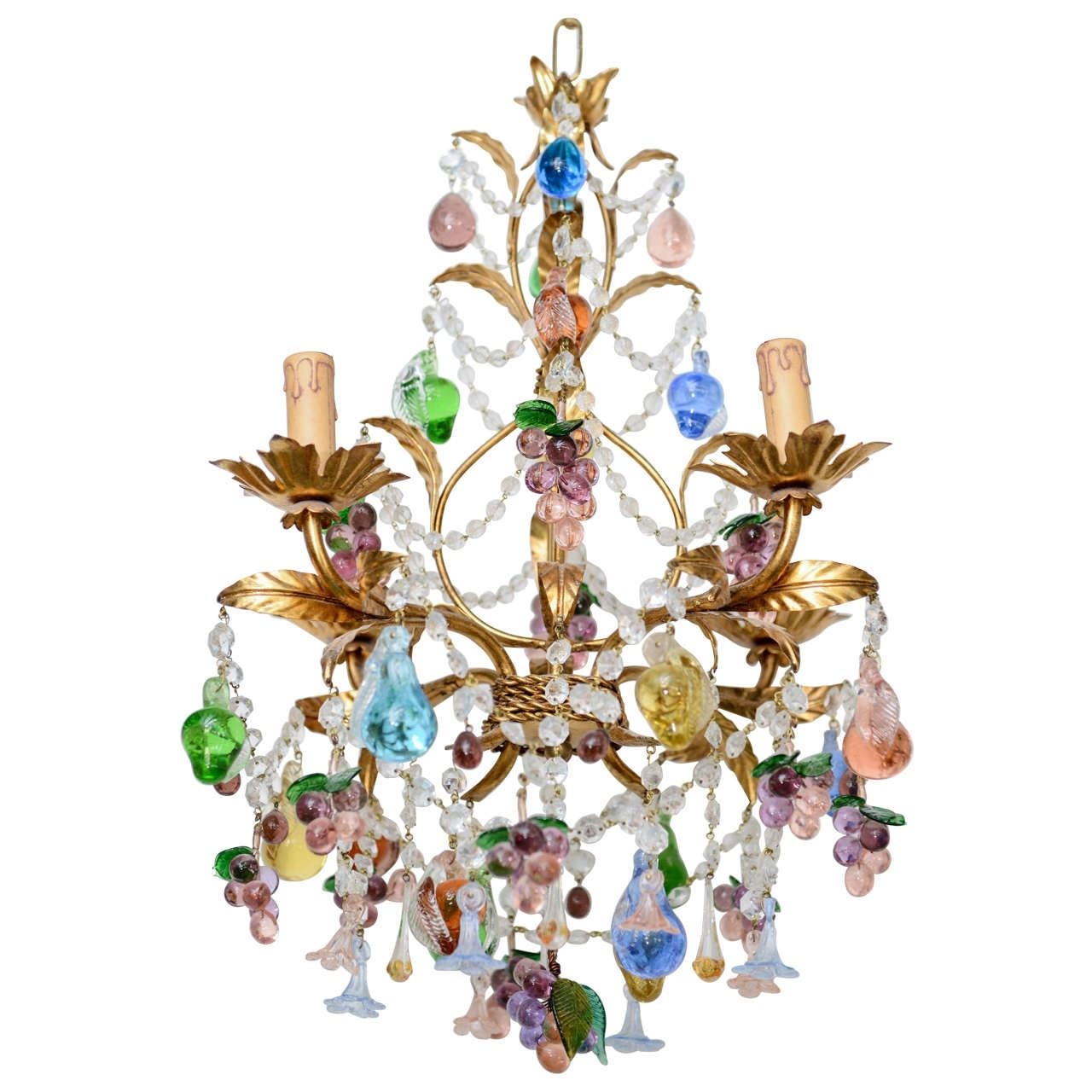 Favorite Multi Colored Gypsy Chandeliers Inside Chandelier (View 8 of 20)
