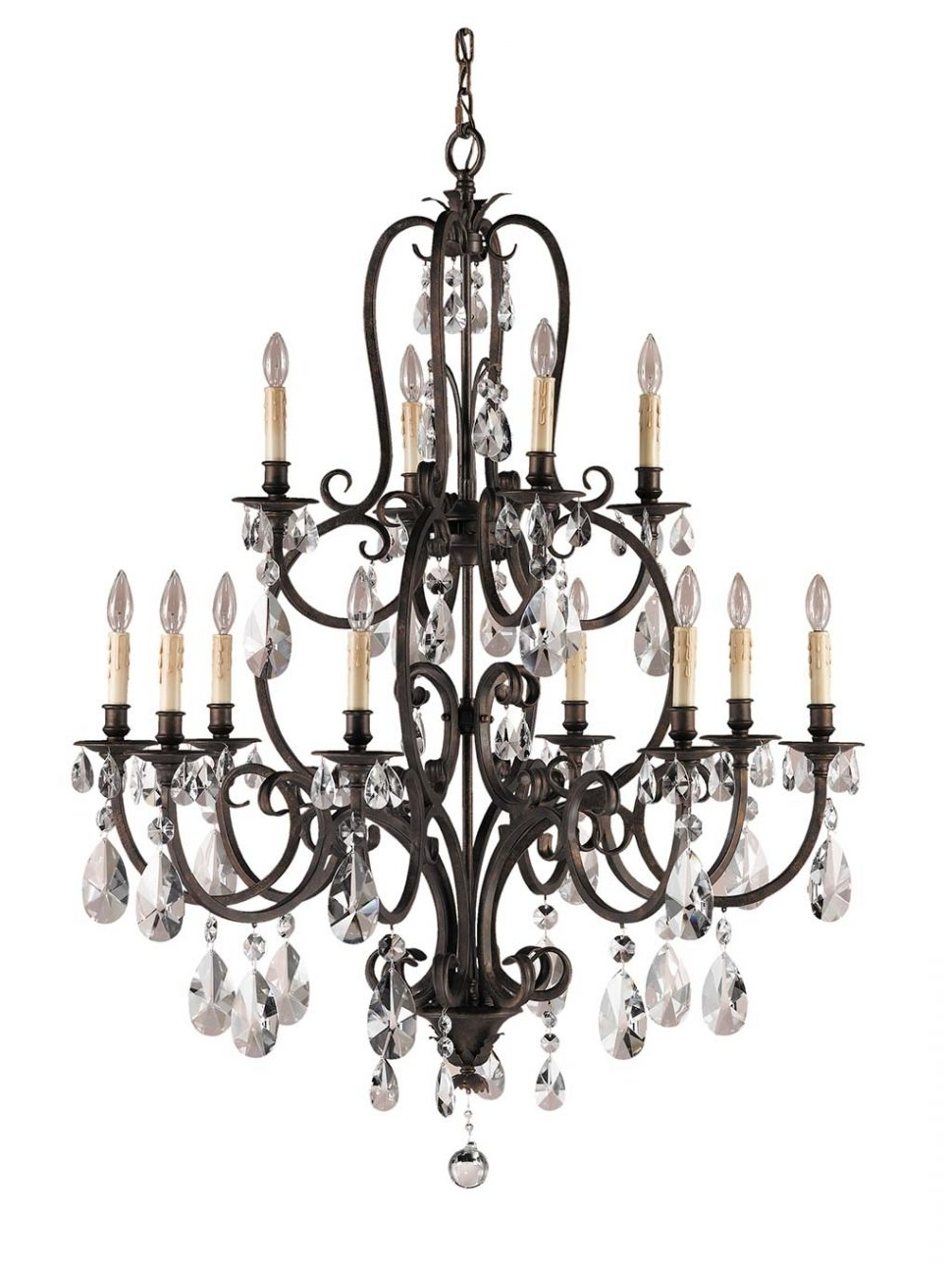Feiss Chandeliers Regarding Famous Chandeliers Design : Marvelous Formidable Murray Feiss Chandeliers (View 7 of 20)