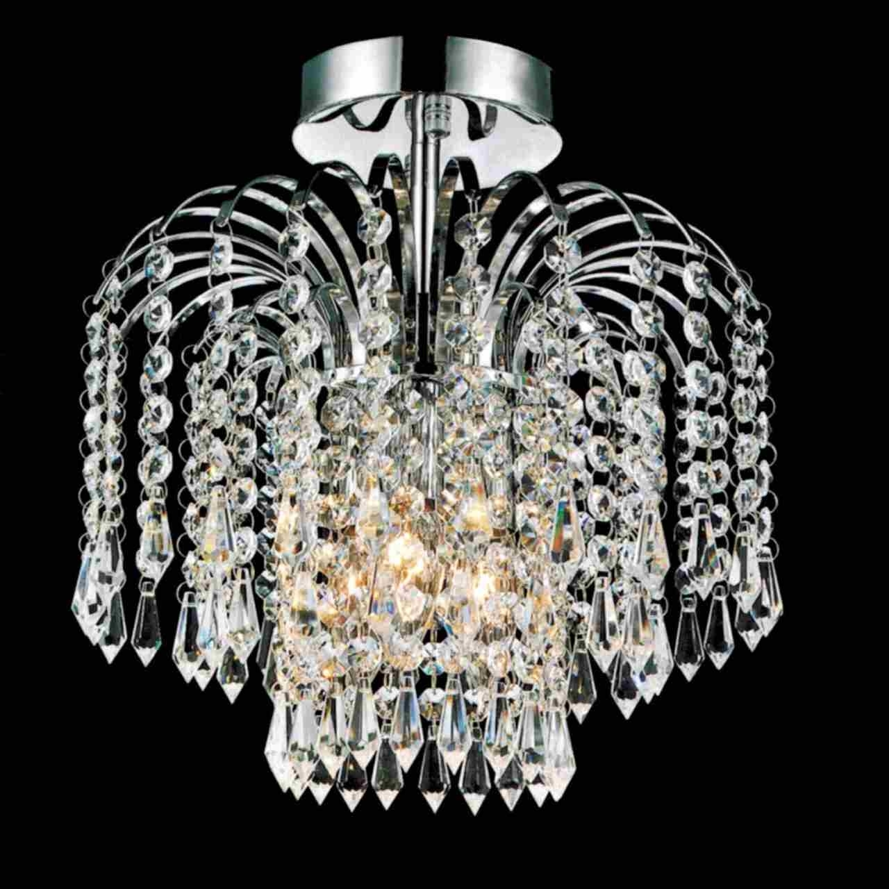 Flush Chandelier With Regard To Most Recent Brizzo Lighting Stores (View 12 of 20)