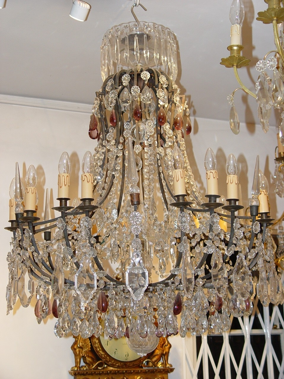 French Antique Chandelier – Chandelier Designs Intended For Well Known French Antique Chandeliers (View 9 of 20)